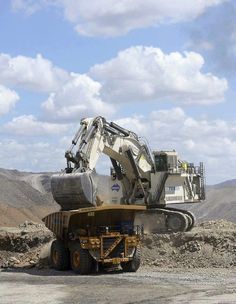Mining Equipment, Heavy Equipment, Earth Moving Equipment, Customised Trucks, Tonka Toys, Road Train, Big Plants, Heavy Machinery, Dump Trucks