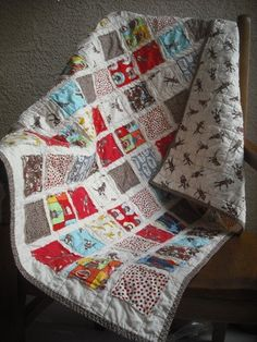 I am soooo making this for Tori when she has a baby!!! Need to break out the sewing machine (or get a new one) :)