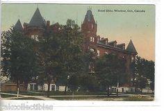 Hotel Dieu-Windsor,Ontario,Canada 1916