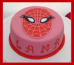 40 Best Spider Girl Cakes Images Girl Cakes Spider Girl