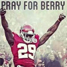 Pray for Berry