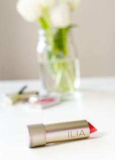 ILIA beauty lipstick
