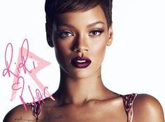 Eerste beeld van de nieuwe collectie van Rihanna voor MAC