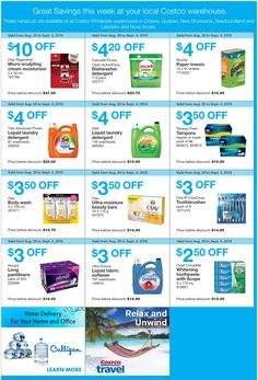 Costco Coupons Ontario, Quebec, Atlantic Canada, Ends September 4, 2016 - costco-ont-aug-29 http://www.groceryalerts.ca/costco-coupons-ontario-quebec-atlantic-canada-ends-september-4-2016/