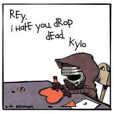 Little Kylo By: Kesinger