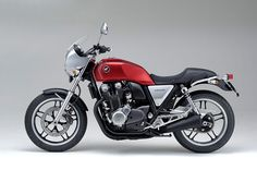 Honda CB1100 customized by Mugen - you can 'almost' get this now (in the U.S.) in 2013!
