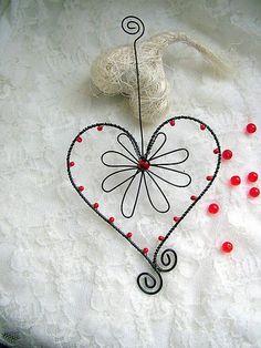 ZUDOS / srdiečko s kvetom