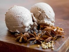 mulled wine ice cream ... Yummy Cooking