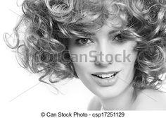 Stock Photo - Smiling girl - stock image, images, royalty free photo, stock…
