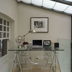Small contemporary study | Conservatories - 10 of the best | housetohome.co.uk