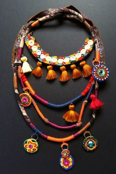 Necklace world traveller Nio-Lifestyle