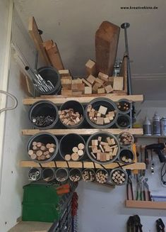 Sublime Useful Ideas: Woodworking Joinery Shops woodworking. Basement workshop, Diy garage, Garage tools Next Previous Get Organized with DIY Cabinets for Your Garage Workshop!How To Build DIY Garage Storage Shelves — Crafted Workshop Garage Workshop Organization, Basement Workshop, Diy Garage Storage, Workshop Storage, Workbench Organization, Organization Ideas, Storage Ideas, Basement Storage, Organizing Tools