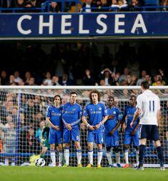 Chelsea 2-2 Tottenham Hotspur. May 8, 2013.