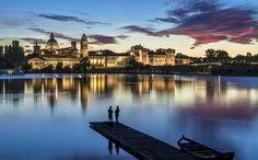 Tour pelo Patrimônio Mundial da UNESCO de Mantua.