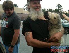 Weird People Of Walmart - Pic 4