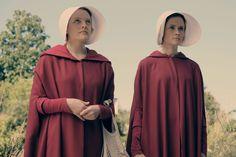 Kevään tärkein tv-sarja Handmaidens tale
