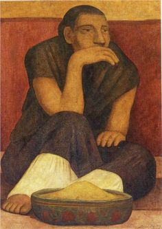 "Diego Rivera (1886-1957), ""The Pinole Seller"""