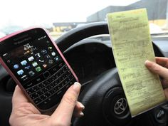 The law will increase fines and introduce demerit points for drivers holding phones in their hands—even if they're below the dashboard and sim cards have been removed