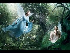 (9) Música de relajación celta el Bosque de las Hadas drinfas relax - YouTube