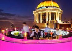 Sky Bar - Bangkok, Thailand