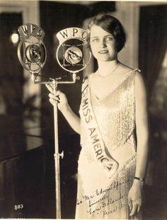 Miss America 1927, Lois Delander