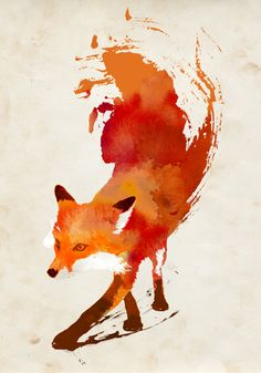 Wall Art by Robert Farkas | Vulpes Vulpes | CrudeArea.com