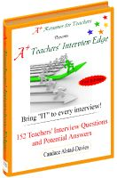 A+ Resumes for Teachers - Helping Educators Move Thier Career Forward for 16+ years  http://resumes-for-teachers.com  Worldwide resume writing service for school teachers, administrators, principals, college instructors, educational consultants, instructional coaches and other educators. 16+ years. Offering interview, career, and job search coaching. Visit our official page for more details!
