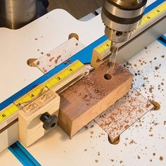 Rockler Skill Builders Measuring and Cutting - Not-So-Common Measuring Tools