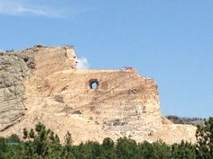 Crazy Horse Memorial. 75th Sturgis, South Dakota. Amazing history.