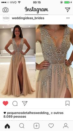Simple Prom Dresses, charming prom dress beaded prom dress fashion prom dress sexy party dress custom made evening dress LBridal Split Prom Dresses, Sparkly Prom Dresses, V Neck Prom Dresses, Unique Prom Dresses, Prom Dresses 2017, Beaded Prom Dress, Sexy Dresses, Formal Dresses, Dress Outfits