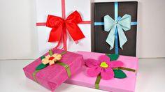 Un poco de inspiración para envolver tus regalos navideños