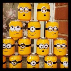 Minion diy can craft