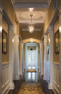 Hallway. Hallway Ideas. Hallway Design. #Hallway Burgin Lambert Architects.