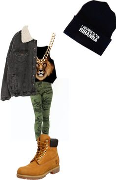"""Sans titre #37"" by lyssiaizi ❤ liked on Polyvore"
