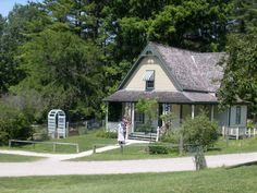 Doon Heritage Village // rachel lynde's house