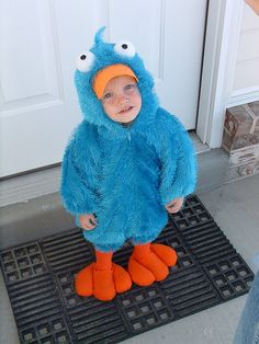 Watch out Big Bird, there's a Blue bird in town..