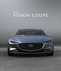 【MAZDA】マツダVISION COUPE|展示車両・技術|第45回東京モーターショー2017