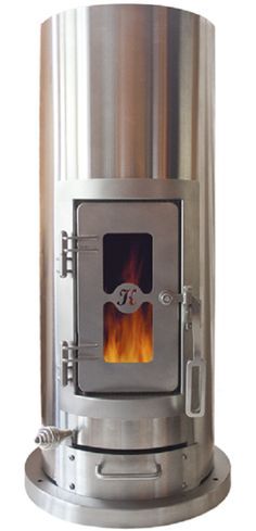 Wood burning heaters wood burning and pine cones on pinterest for Small efficient wood stoves
