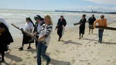 Adopt-A-Beach Annual Clean Up with The Franciscan Sisters of Christian Charity & Volunteers!