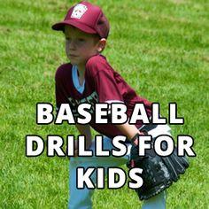 Youth Baseball Drills and Baseball Drills For Kids! http://baseballdrillszone.com/youth-baseball-drills-baseball-drills-kids/