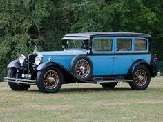 Mercedes Benz Nurburg 460 K Limousine - 1930