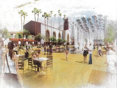 Union Station Master Plan (Los Angeles, CA) Gruen Associates