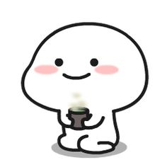 LINE Stickers Quby Sticker,Starmoly & Chaoneng,Smile at life.,Stickers,Animated Stickers,Example with GIF Animation Cute Cartoon Images, Cute Cartoon Drawings, Cute Love Cartoons, Cute Cartoon Characters, Cute Kawaii Drawings, Cartoon Jokes, Cartoon Stickers, Cute Cartoon Wallpapers, Cartoon Pics