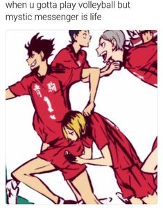 This is totally me. My friend just forced me to join the volleyball club with her..... It pisses me off sometimes because I play otome games EVERY SINGLE DAY