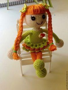 Солнечная куколка.