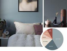 Nå er det endelig her, det nye fargekartet til Butinox Interiør! Bed, Interior, Furniture, Home Decor, Decoration Home, Stream Bed, Indoor, Room Decor, Home Furnishings