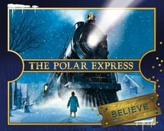 Polar express- my also,ute favorite movie from Christmas