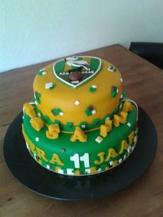 Ado Den Haag taart