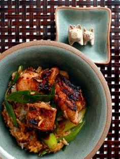 ボウチャイファン(Pork, Rice)