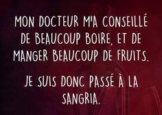 sangria - citation drôle                                                                                                                                                                                 Plus